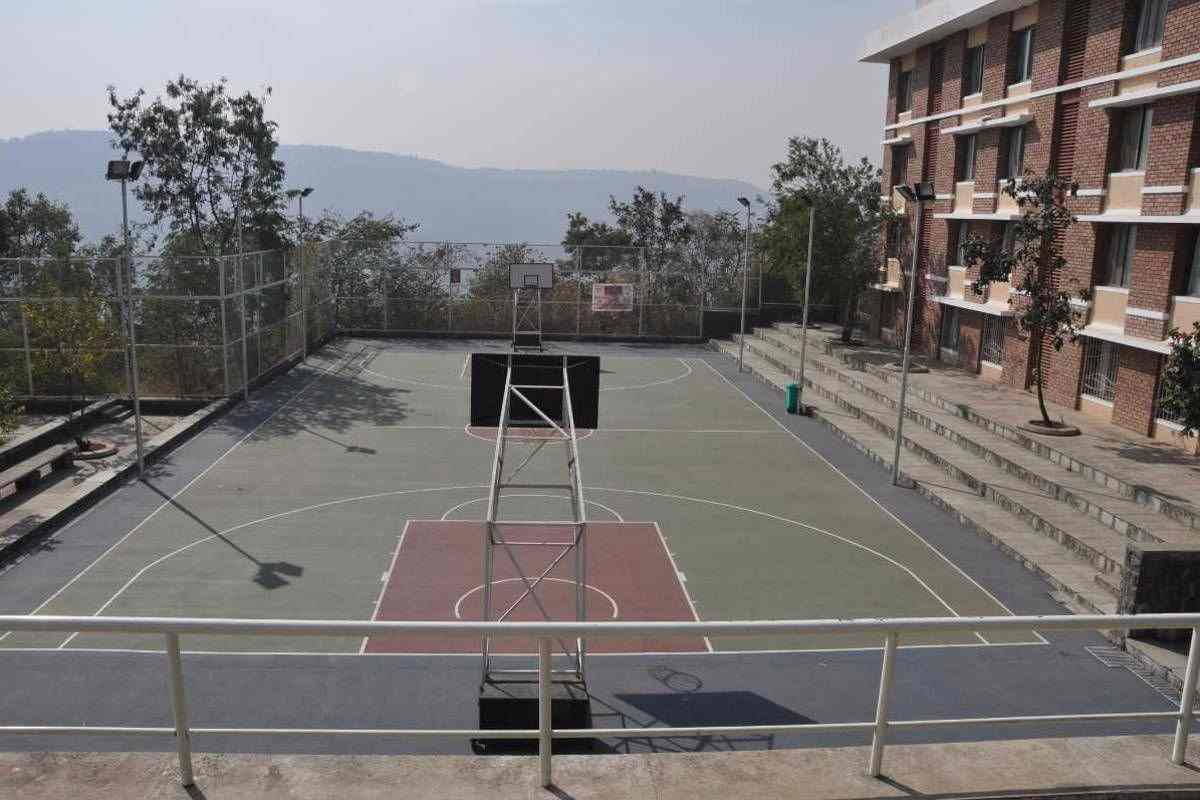 Basket Ball Court